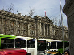 Chile: Santiago City Streets