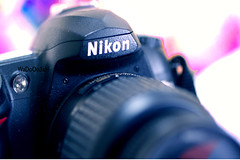 Photography takes an instant out of time, (Weda3eah*) Tags: camera blue by photography 50mm nikon background camer qatar pinkesh canoneos400d weda3eah articulateimages goldenvisions