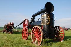 Gaar-Scott Steam Engine & Threshing Machine