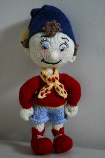 Noddy Doll Knitting Pattern : Ravelry: Noddy pattern by Alan Dart