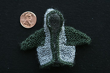 Miniature Tomten Jacket