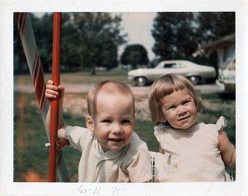 scott-and-carol-on-swing-june-1970-hayes-road-marcy