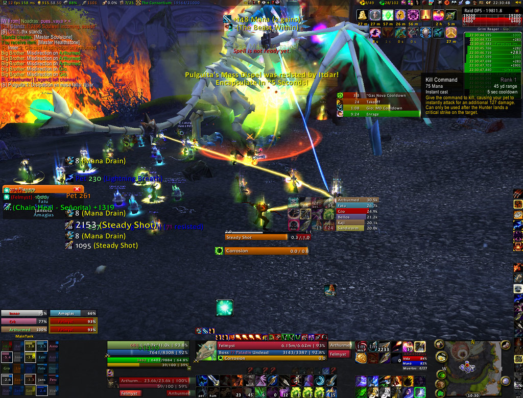 The World's Best Photos of addons and wow - Flickr Hive Mind