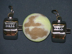 World Record Ball and Clickers (Rossetti Brothers Tennis) Tags: rally tennis longest