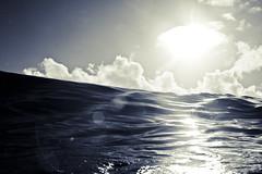 sungloss (SARAΗ LEE) Tags: morning beach sunrise hawaii early underwater surfing spot location housing bigisland hilo viv sarahlee honolii legothenego vivantvie