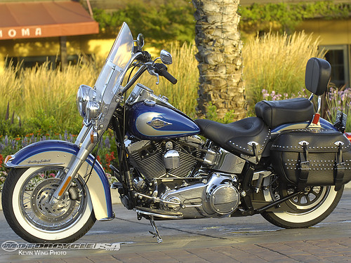 2009 Heritage Softail Classic,motorcycle, sport motorcycle, classic motorcycle, motorcycle accesorys