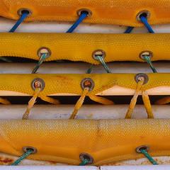 gelb verspannt (stemerk44) Tags: color colour texture yellow san amarillo gelb tenerife teneriffa farbe andres textur teresitas