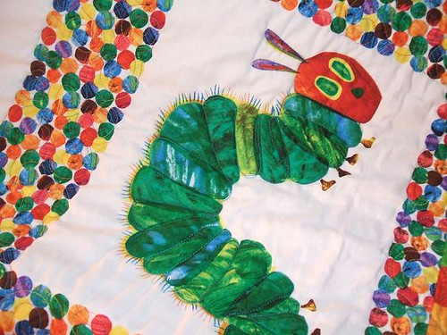 v hungry caterpillar