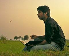 about a boy (maleeha.azeem) Tags: friends pakistan profile ali lahore
