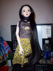 May's new wig (betsyowl) Tags: dolls may bjd