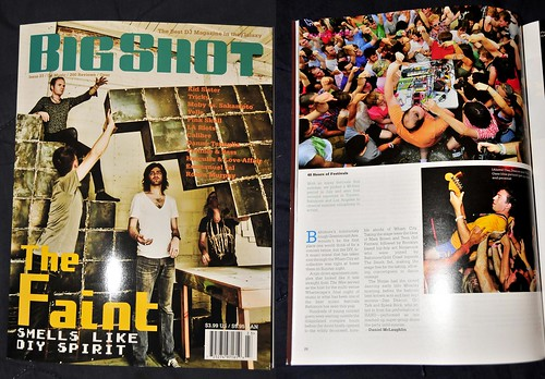 my photos in Big Shot magazine