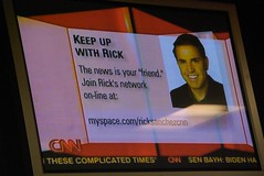 Rick Sanchez on CNN discussing Obama & Biden