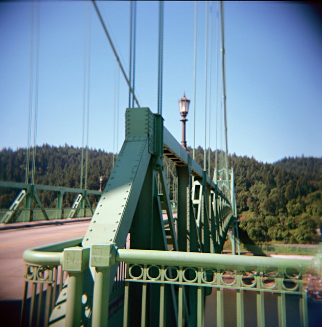 N & J, St. Johns Bridge