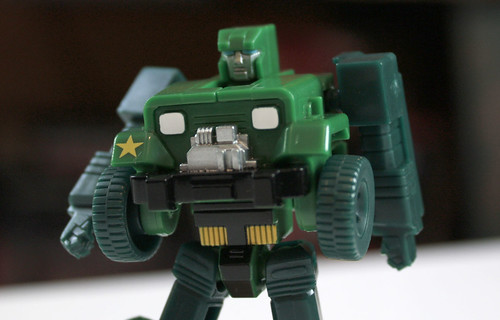 TF Universe Legends G1 Hound
