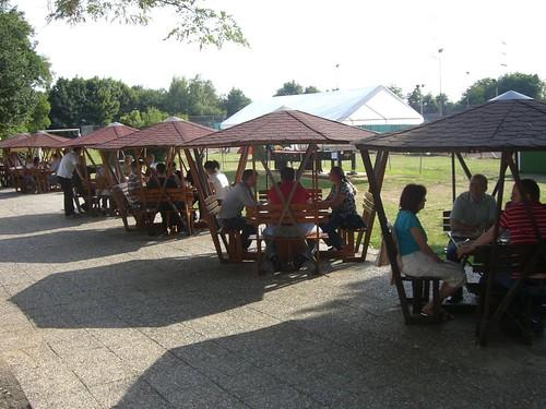 Waldgeist - terraza