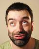 4/52: Horseface (frunt) Tags: selfportrait me horseface blow ohdear noshame takepicture fgr itseasy blamealice neeeeeigh relaxlips disregardanyfeelingsofselfrespect