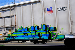 Sixer is Building America (All Seeing) Tags: up unionpacific six uprr armn reefers unionpacificrailroad sixer sixr