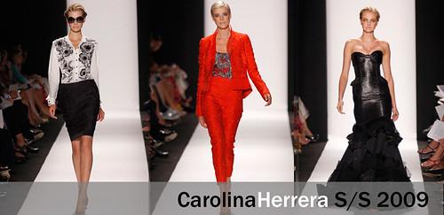 Carolina Herrera Spring/Summer 2009