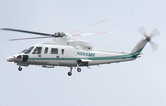 N966MK (PHLAIRLINE.COM) Tags: plane aviation flight airline planes trenton sikorsky bizjet s76c ttn n966mk merckco trentonmercerairport