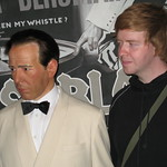 Humphrey Bogart and Humphrey Bogart the second (sometimes called Örlygur Hnefill)...hehe...