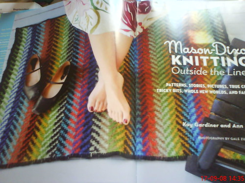 Mason Dixon Knitting Outside the Lines