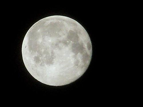 Luna llena - 満月 - Full moon