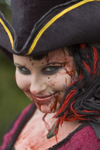 Yarrr me hearties It be International talk like a pirate day !