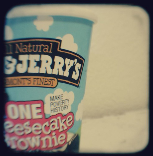 ben&jerry's ttv par lifelovepaper