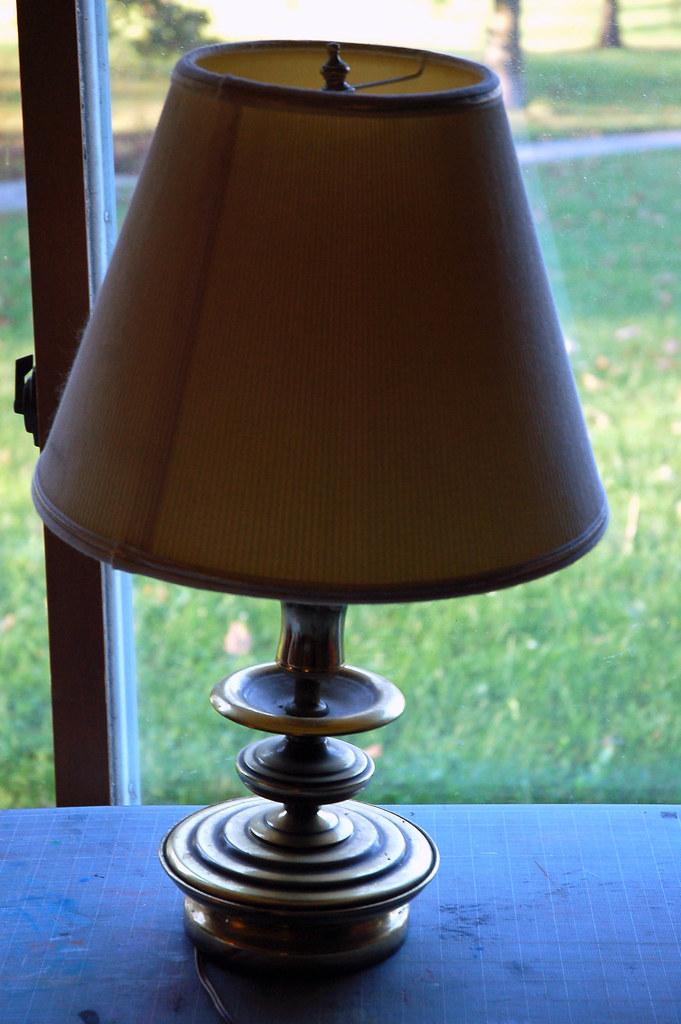 Apartment Redress - Lamp Remake