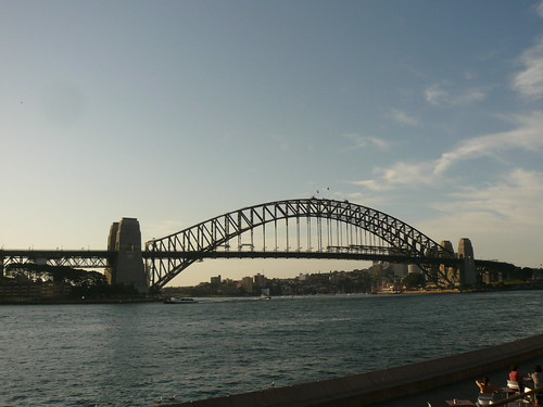 blog voyage travel asutralie sydney harbour bridge