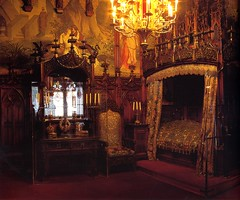 Neuschwanstein interior (Chicago_Tim) Tags: winter castle germany bavaria 2006 neuschwanstein schloss hohenschwangau