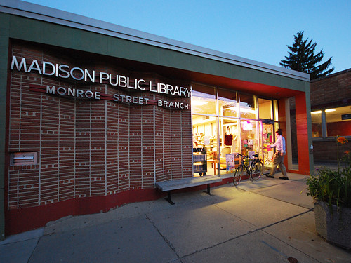 The Budget Crunch and the Monroe Street Branch Library