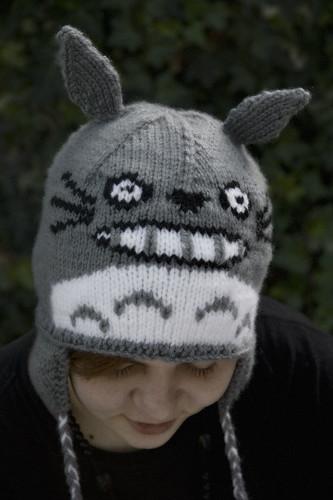 Totoro Hat 2
