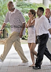 beyonce and her body guards