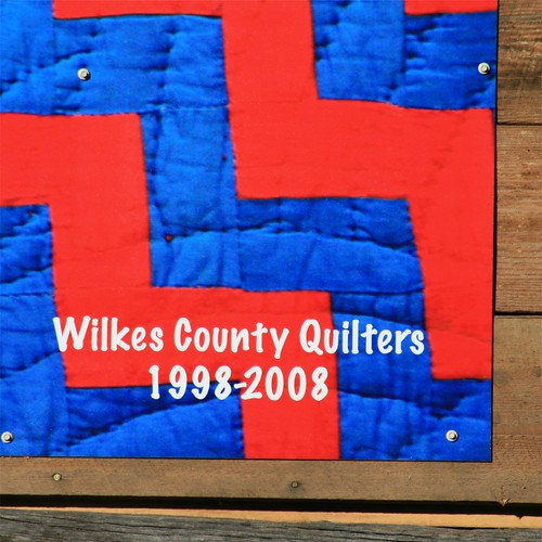 Wilkes Country Quilters detail