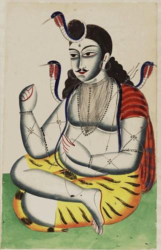 002- Shiva Mahoyogin
