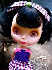 My God-dolly Goldie