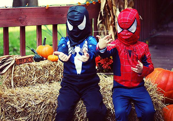 Spider'men'