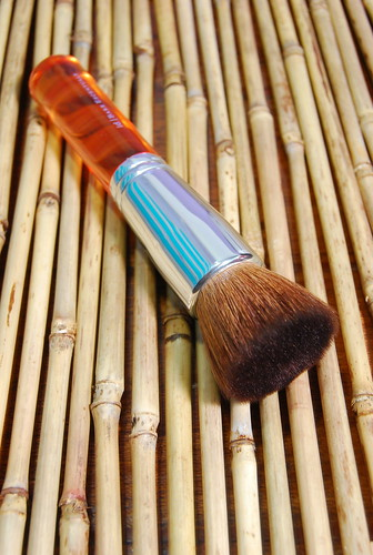 bare essentials makeup brushes. only makeup brush by Bare