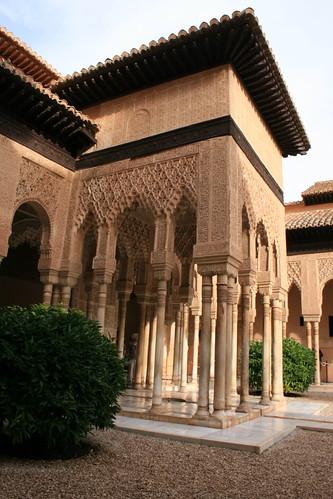 Tres días por Granada