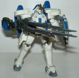 MS Gundam Tallgeese III a by you.