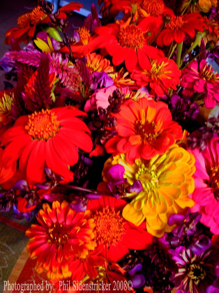 Farm Fresh Flower Bouquet