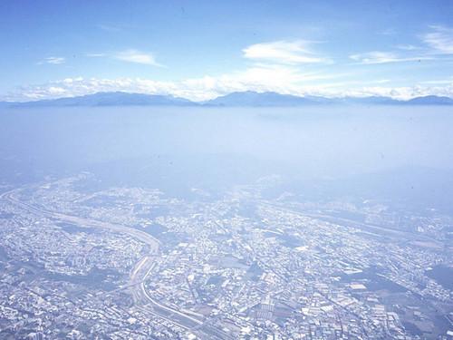 因六輕的設立,雲林沿海空氣品質堪慮。攝影:陳秉亨。