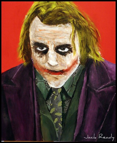 ajj joker painting