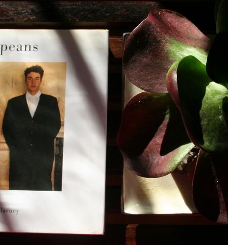 peans + paddle plant