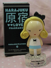 G - Harajuku Lovers perfume - Gwen