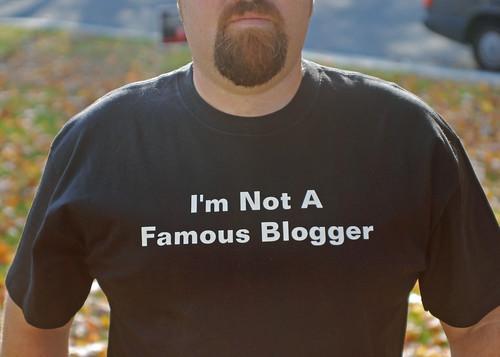Non Famous Bloggers