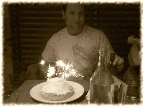 Ye olde birthday tymes