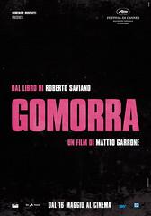 Gomorra poster película
