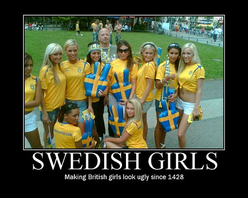 Meet a Beautiful Blonde Swedish Girl? Dating Swedish Women isn't Easy